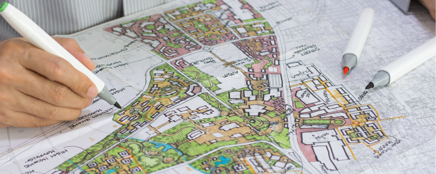 Planning and Zoning Drawing